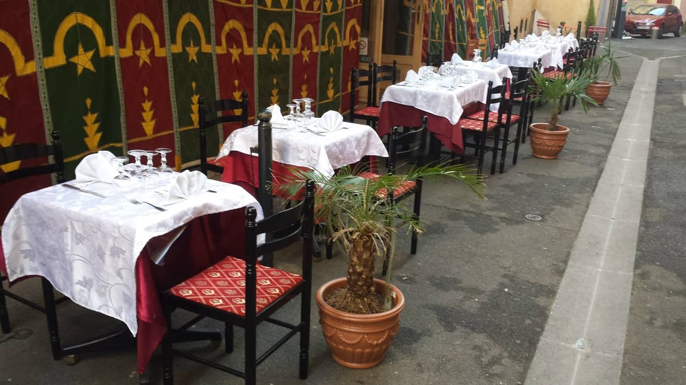 La Table Marocaine Restaurants 9 Rue Constantin Aix En Provence France Reviews Photos