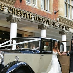 Chester Grosvenor and Spa, Chester