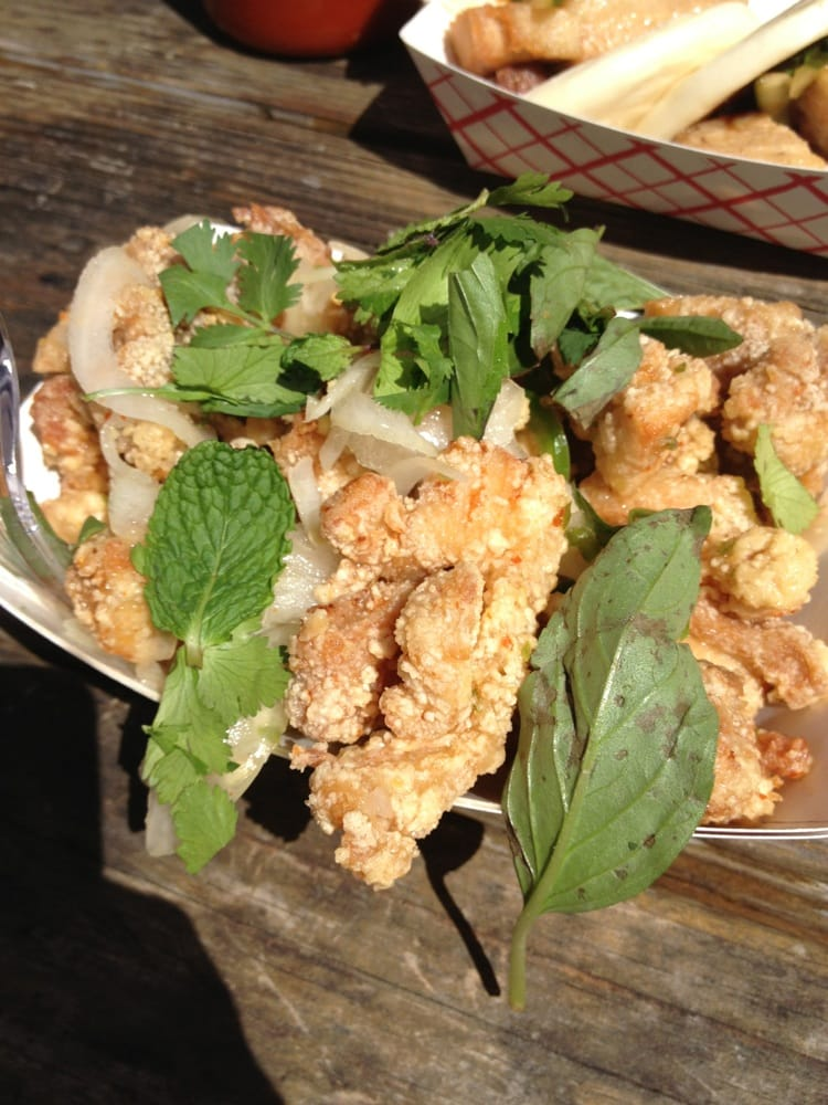 Thai Chicken Karaage Recipes — Dishmaps