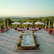 Enjoy an incredible view over green…