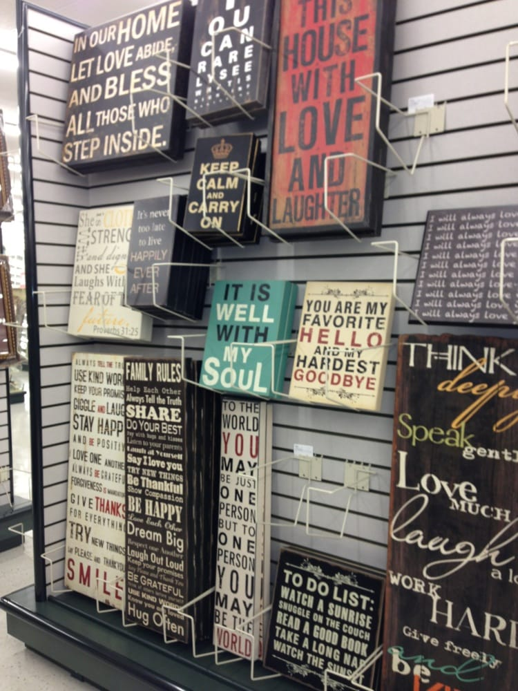 Hobby Lobby Elephant Wall Decor : There are so many wall quotes for decor yelp