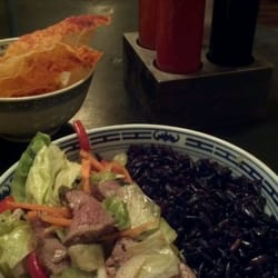Rice closed 20 photos asian fusion restaurants for Aura thai fusion cuisine new york ny