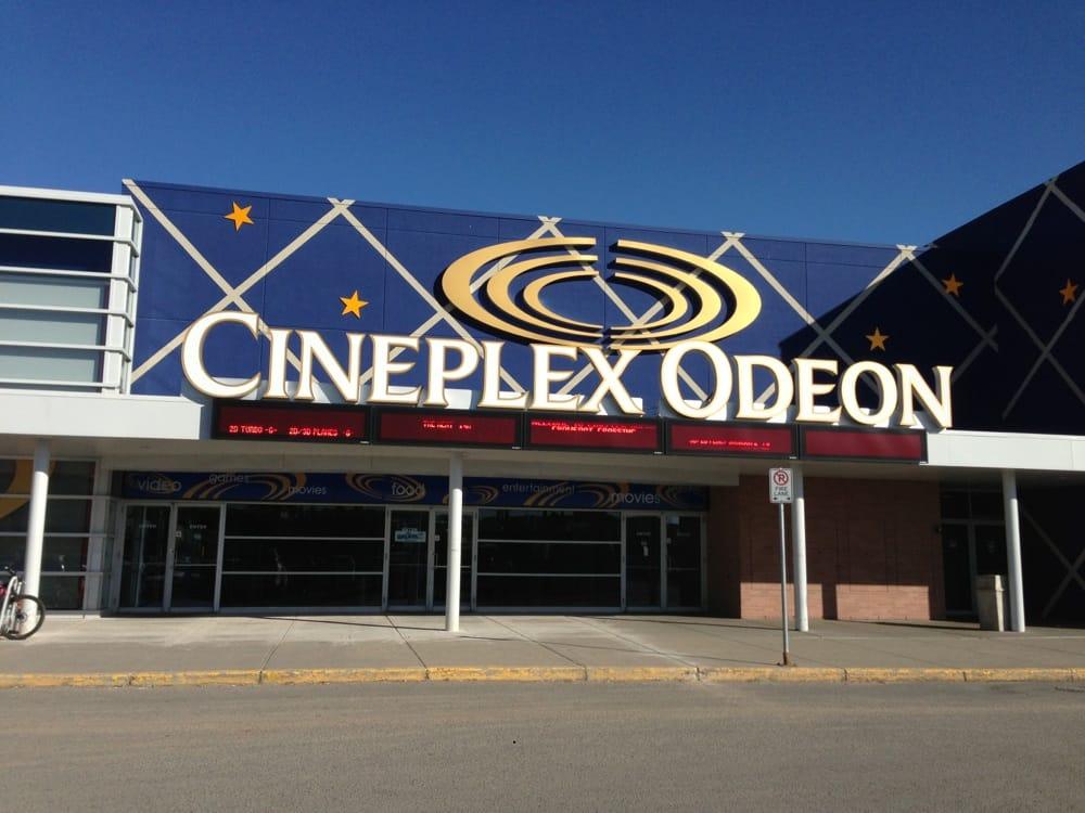 Cineplex odeon corporation crowfoot terrace cinemas 91 for Terrace theater movies