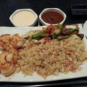 Nikko Sushi And Hibachi - Hibachi shrimp combo - Reston, VA, Vereinigte Staaten