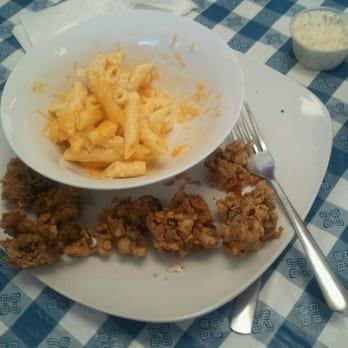 mac and cheese half and half