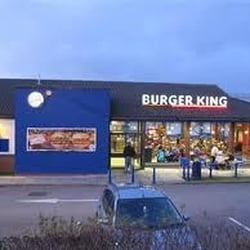 Burger King, Blackburn