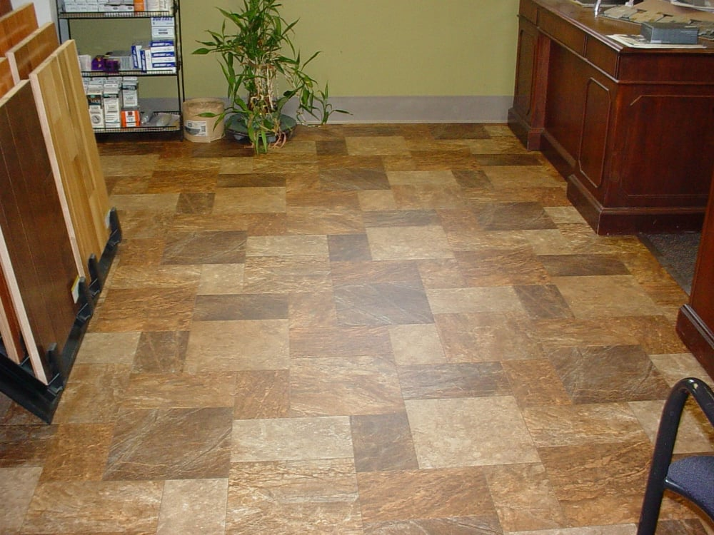 Prefab Granite Countertops Near Me : Tarkett Easy Living Norfolk Modular Brown 14333 (Boscawen NH) Yelp