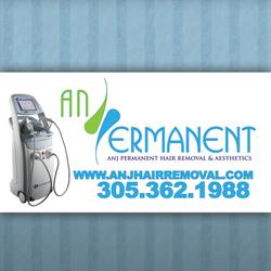 anj permanent hair removal aesthetics laser hair