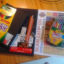 Artist craftsman supply old city philadelphia pa yelp for Craft supplies stores near me