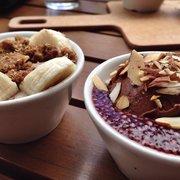 Chocolate Budino with Chia Seeds (Party) - Menu - LYFE Kitchen - Palo ...