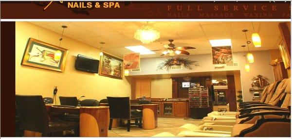 Ashasie nails spa north end boston ma usa yelp for Acton nail salon
