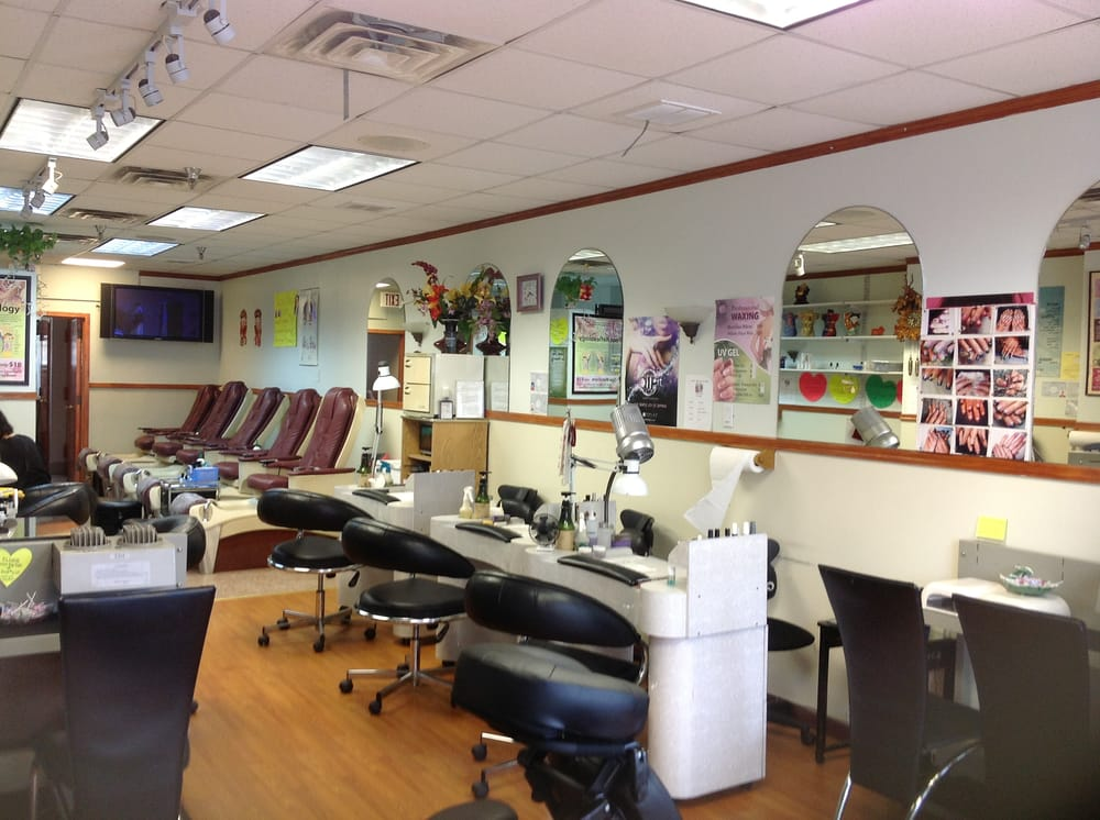 Love nail spa nail salons bayside new york ny for 24 nail salon nyc