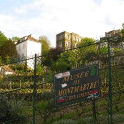Clos de Montmartre, Paris