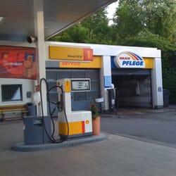Shell Station, Steyr, Oberösterreich, Austria
