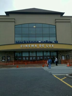 Blackstone Valley 14: Cinema de Lux - Cinema - Millbury, MA - Reviews ...