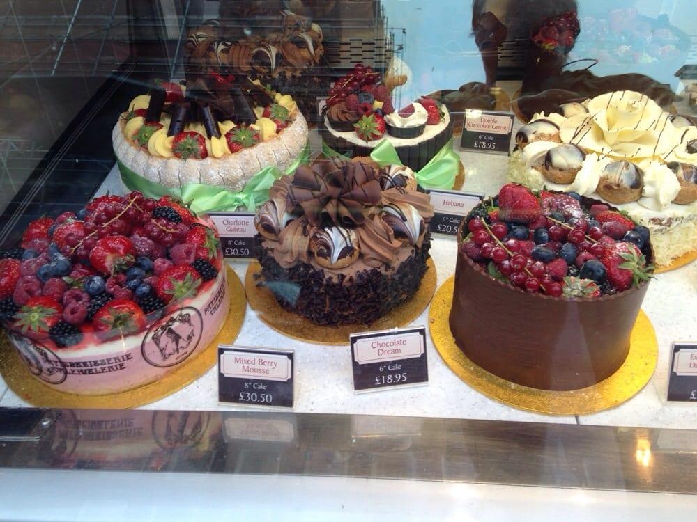 Patisserie Valerie - 16 Photos - Patisserie/Cake Shop ...