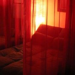 Ron Jeremy's Club Sesso - Portland, OR, États-Unis. A semi-private room