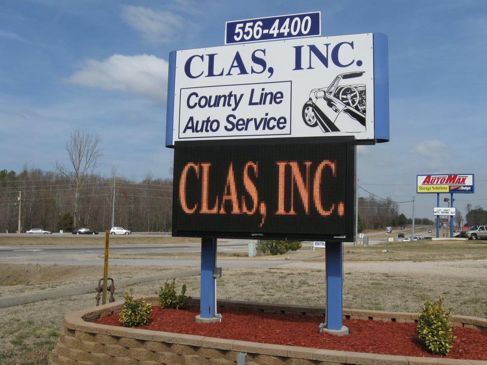 County Line Auto Service Auto Repair Youngsville Nc