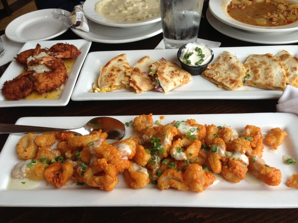 Waterfront Grille - Seafood - Reviews - Yelp