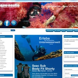 aquanautic-onlineshop.de, Berlin, Germany