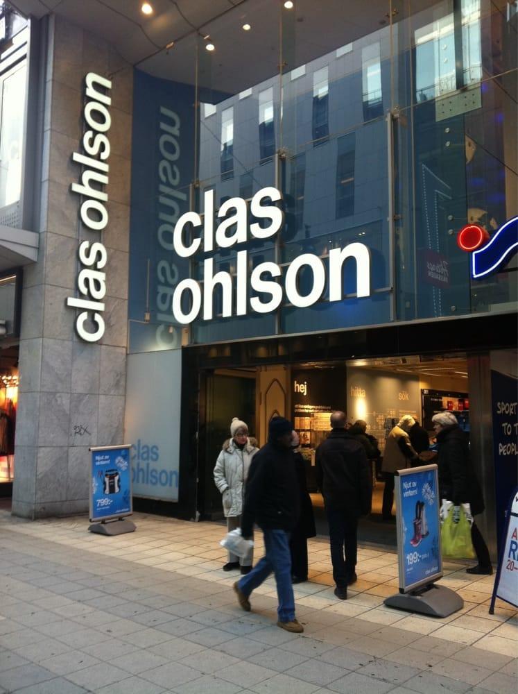 clas ohlson sweden address