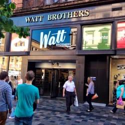 Watt Brothers, Glasgow