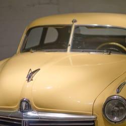 Museo de coches antiguos