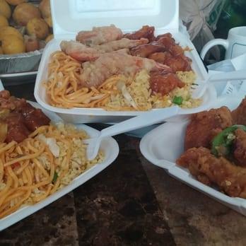 Pacific Coast Chinese Food San Diego Ca