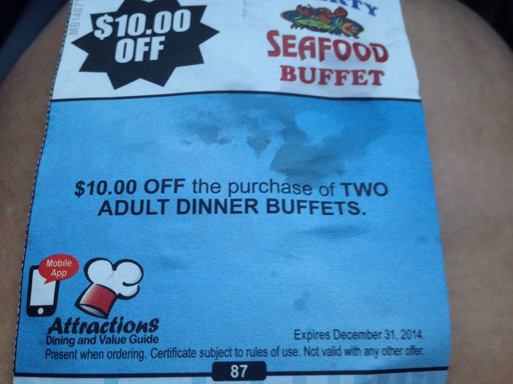 Liberty Seafood Buffet Myrtle Beach Sc