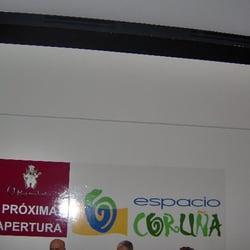 Centro Comercial Espacio Coruña, A Coruña, Spain