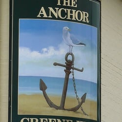 The Anchor, Woodbridge, Suffolk