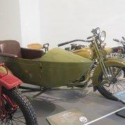 Motorradmuseum - Harley Davidson