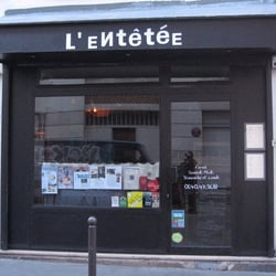 L'Entêtée, Paris