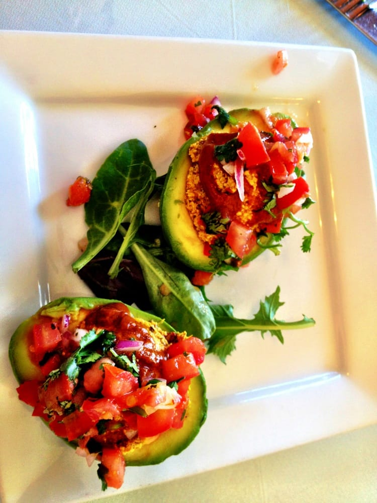 Lov'n It Live - East Point, GA, United States. Avocado appetizer