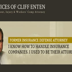Law Offices of Cliff Enten logo