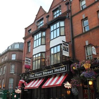 Fleet Street Hotel Temple Bar Reviews