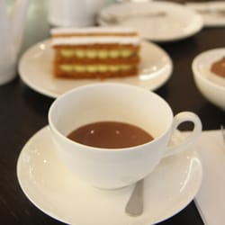 Hot chocolate. Photo taken by…