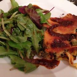 Lasagne épinards ricotta...trop cuite et…