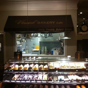 Vincent Bakery Cafe Johns Creek