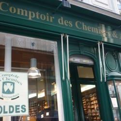 Comptoir des Chemises et Accessoires, Paris, France