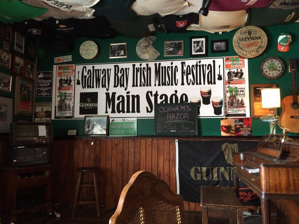 Galway pub ocean shores