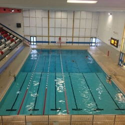 Stechford Cascades Fitness Centre Birmingham West Midlands United Kingdom Main Pool Lanes