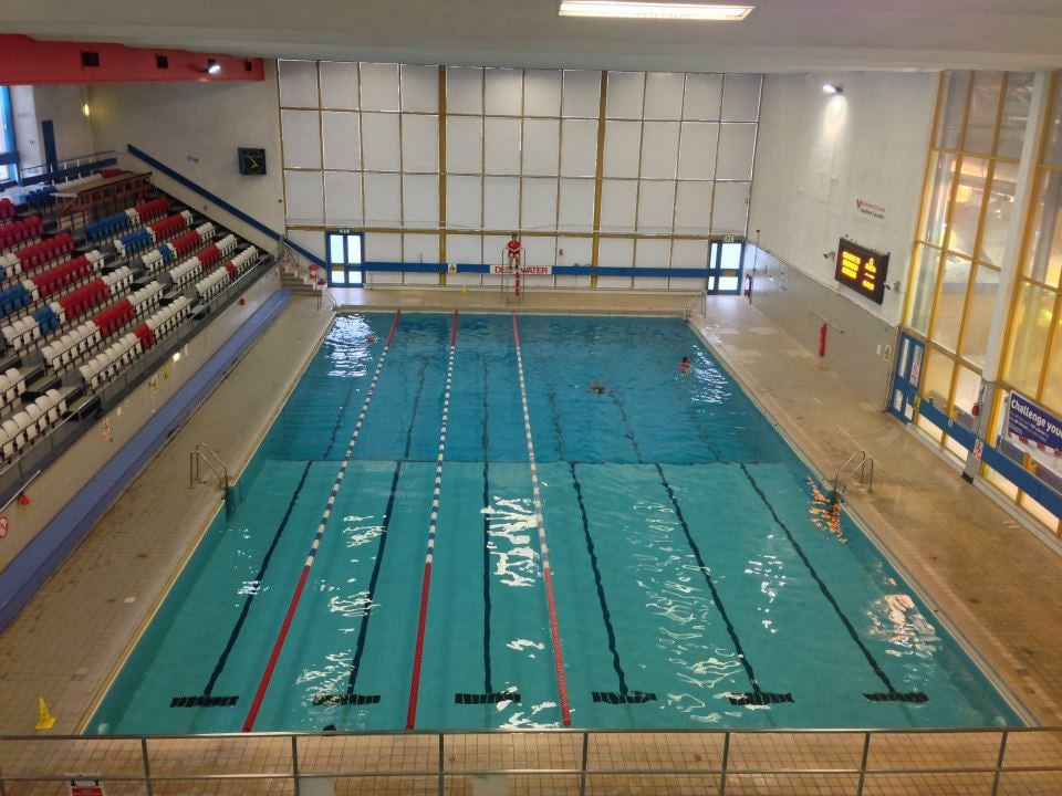 Stechford Cascades Fitness Centre Swimming Pools Station Road Birmingham West Midlands