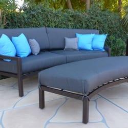 Arizona Iron Furniture   Phoenix, AZ, United States. Elite Collection  Curved Sofa U0026