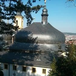 Käppele - Wallfahrtskirche Mariä Heimsuchung, Würzburg, Bayern