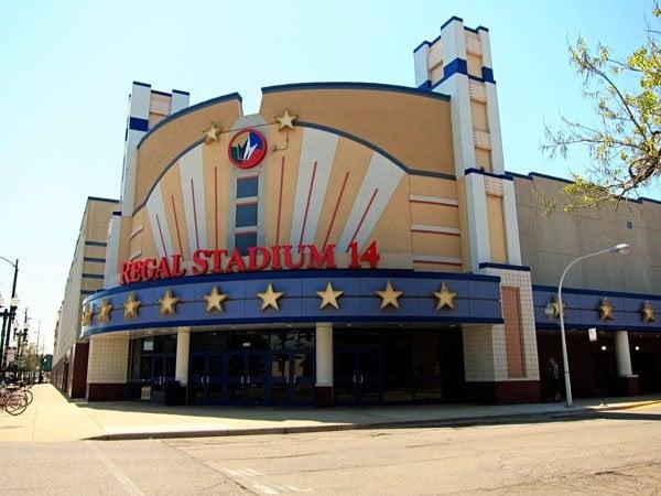 6 reviews of Regal Cinemas Tall City 14 IMAX & RPX