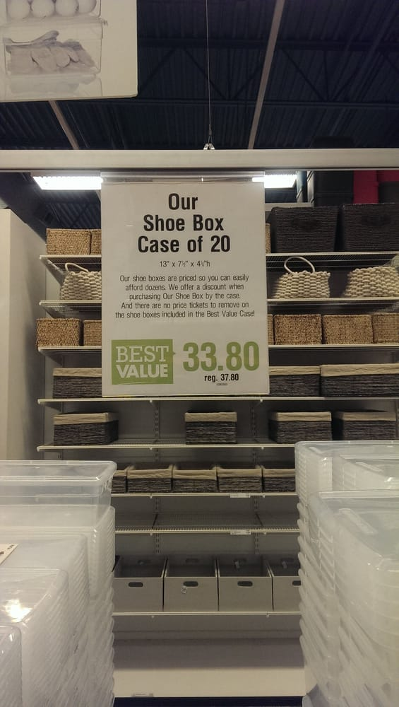 The Container Store 33 Photos Home Decor 7097 Friars