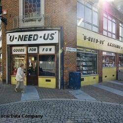 U-Need-Us, Portsmouth
