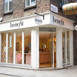 Benefit Cosmetics, London