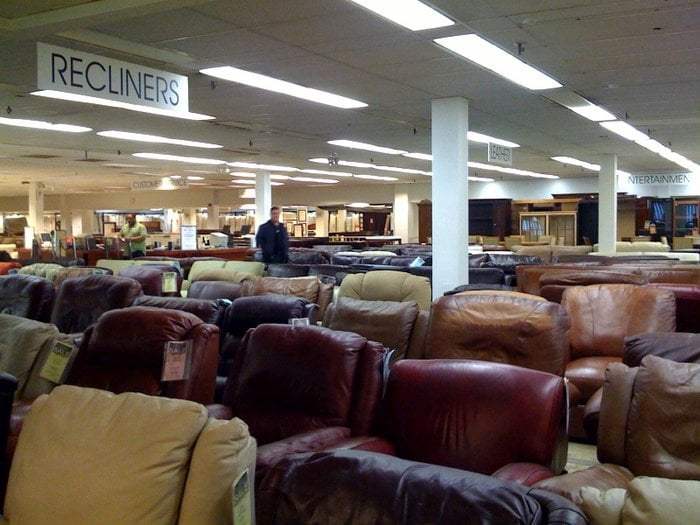 Macy S Mission Road Furniture Outlet Closed Furniture Shops Los Angeles Ca United States